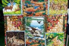 Wandbehang für einen Jagdliebhaber Preis: auf Anfrage