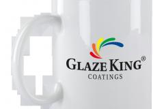 Tasse-GlazeKing Rohling vor der Bedruckung